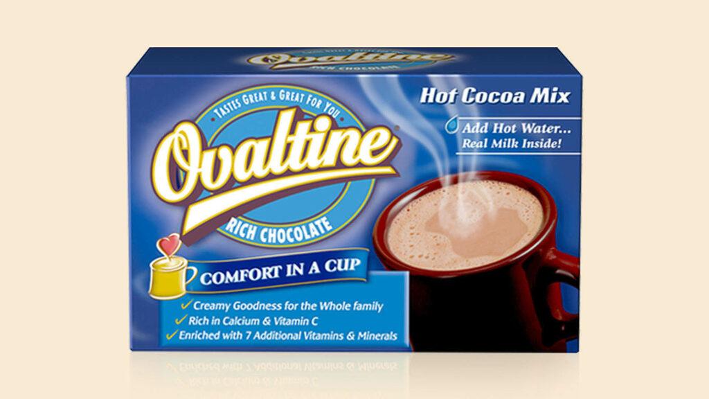 Brand Nostalgia Ovaltine Brand Design