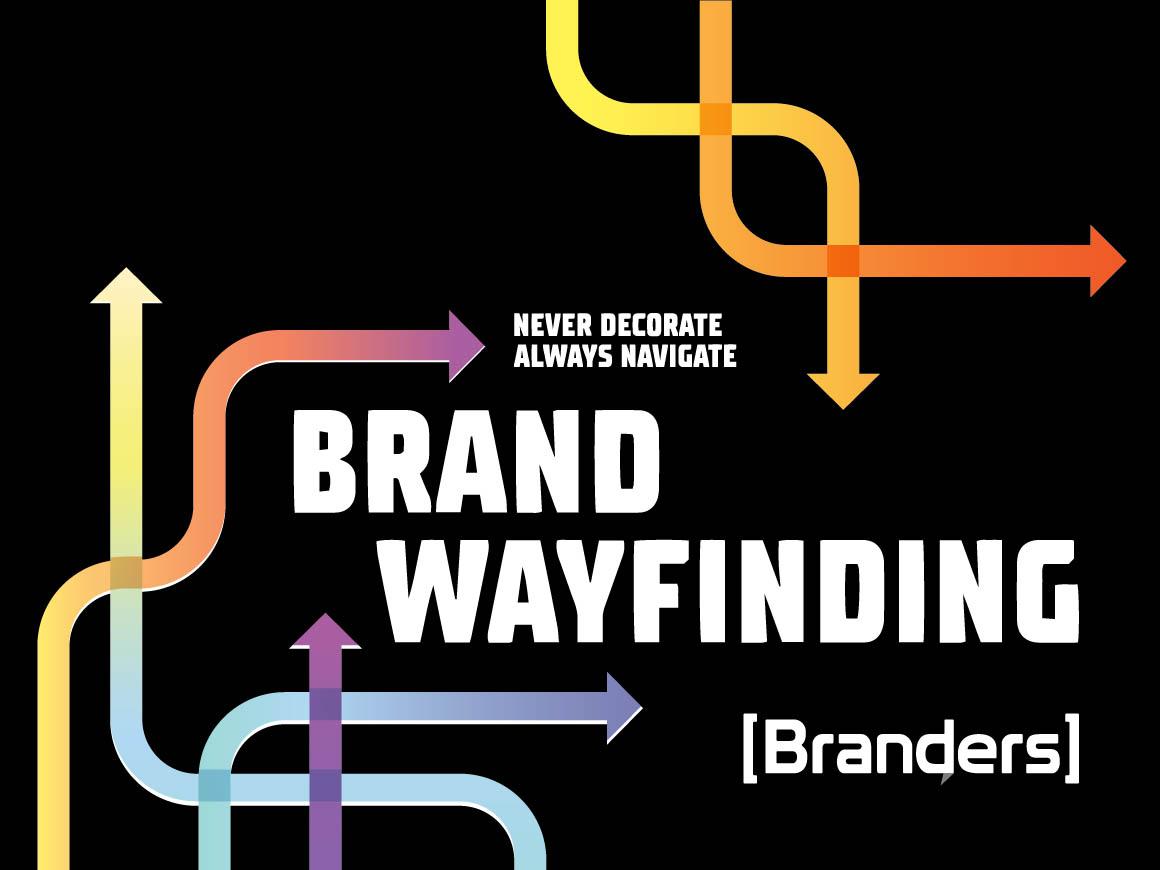 Brand Wayfinding