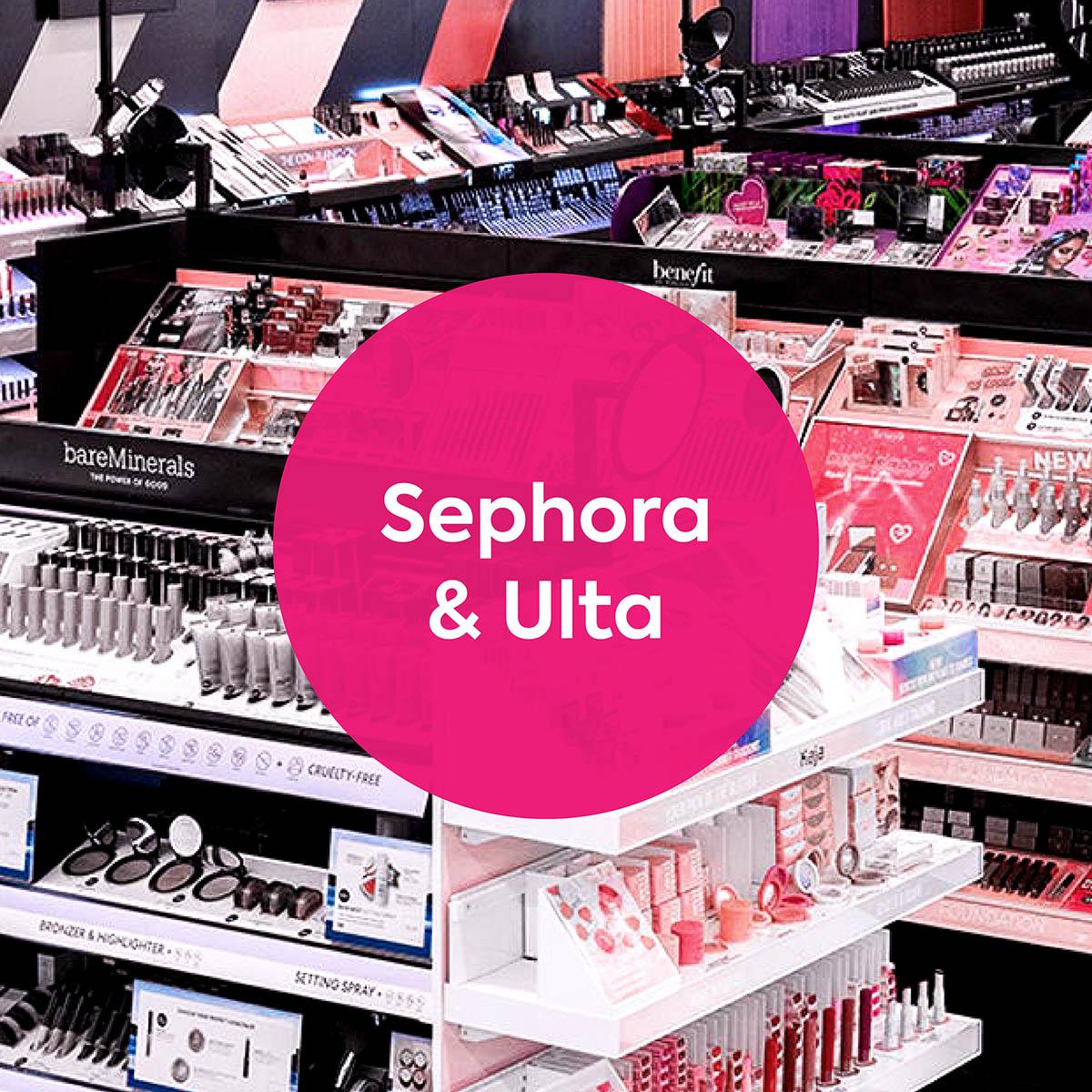Available at Sephora & Ulta