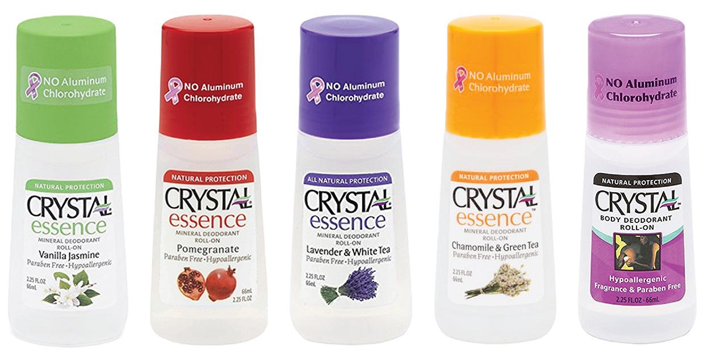 Crystal Deodorant Before GGB