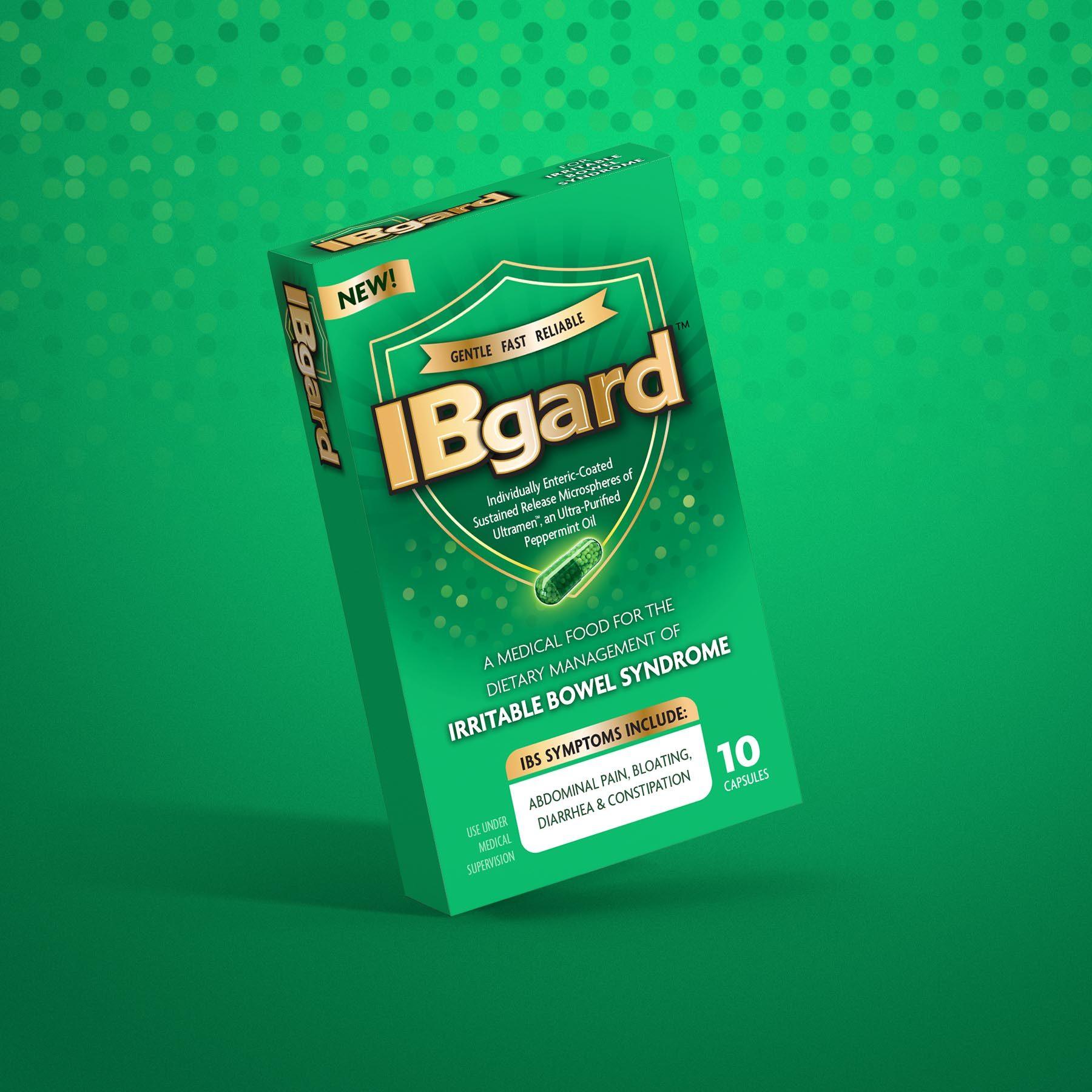 IBgard Package Design