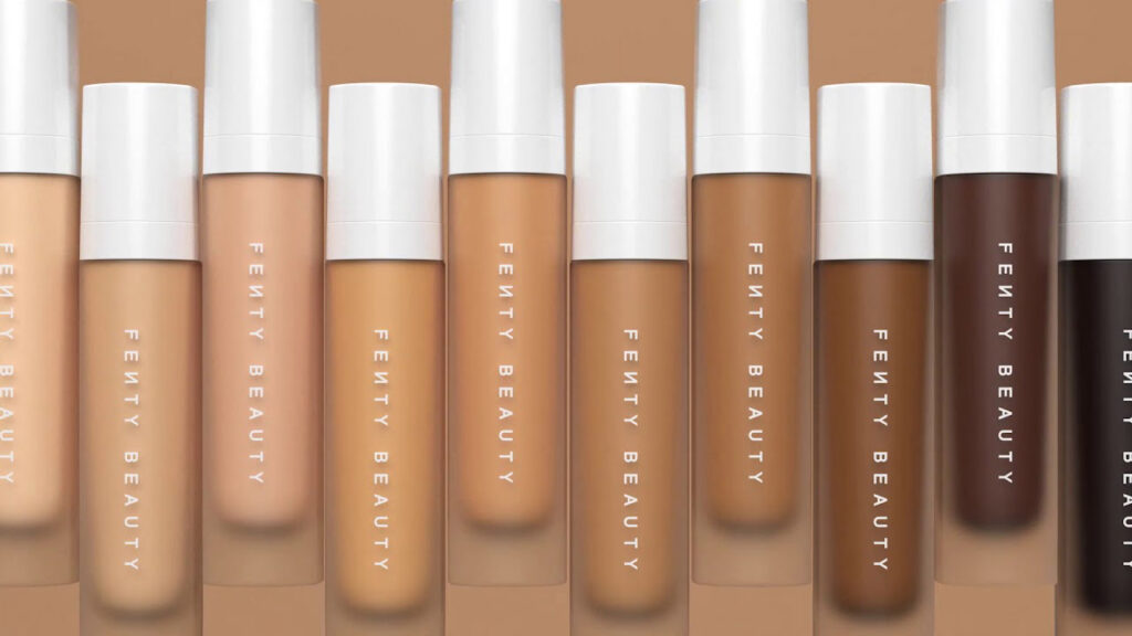Fenty Beauty Multicultural Product Range