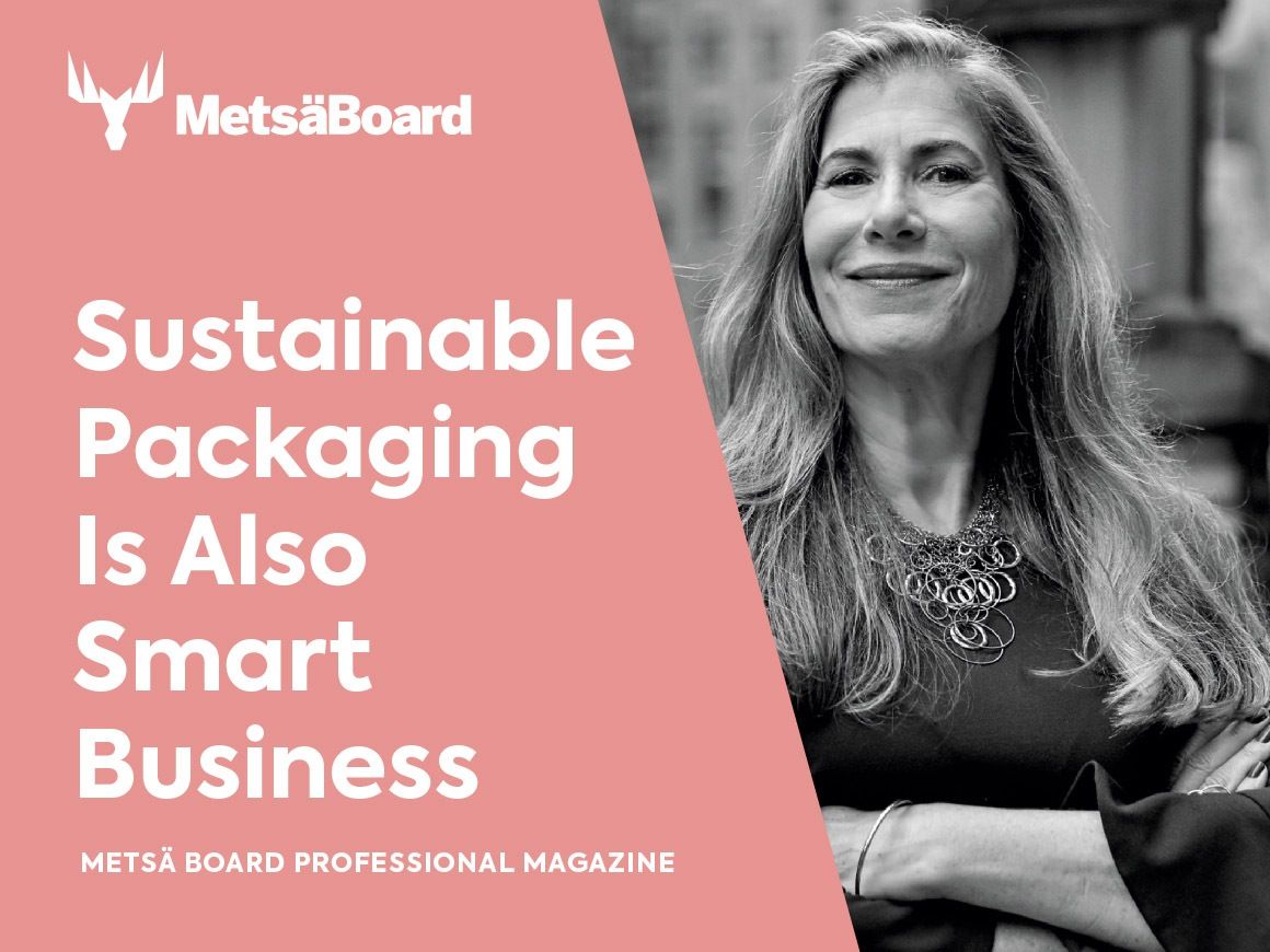 Sustainable Packaging is Also Smart Business Metsa Board
