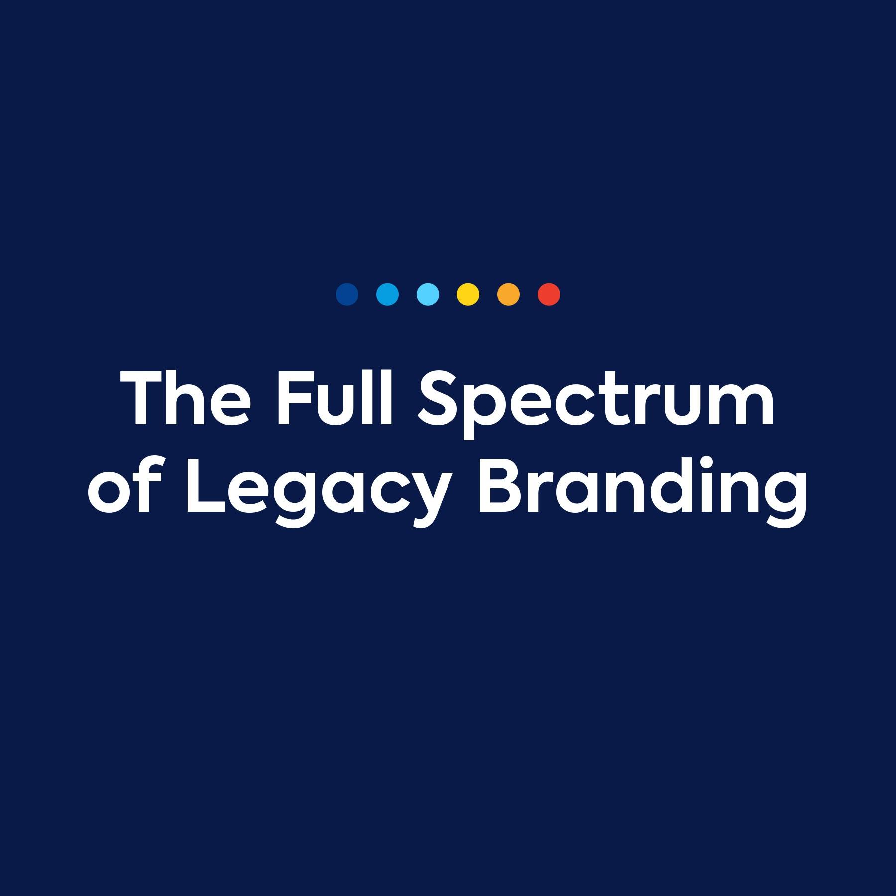 IcyHot The Full Spectrum of Legacy Branding