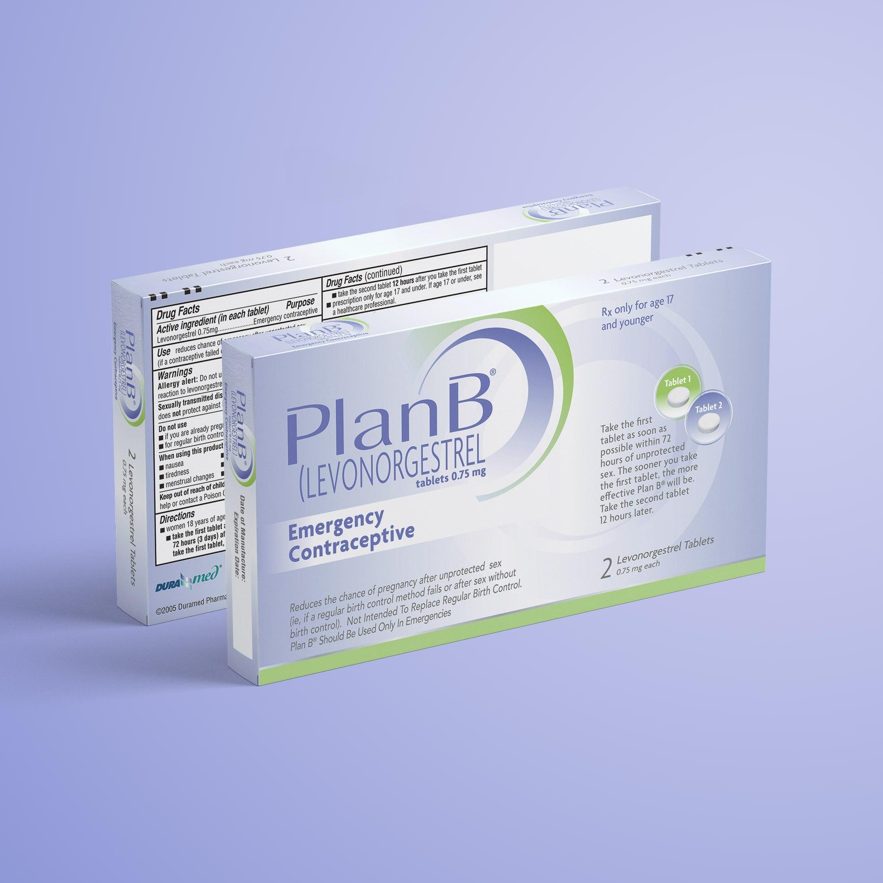 Plan B Package Design