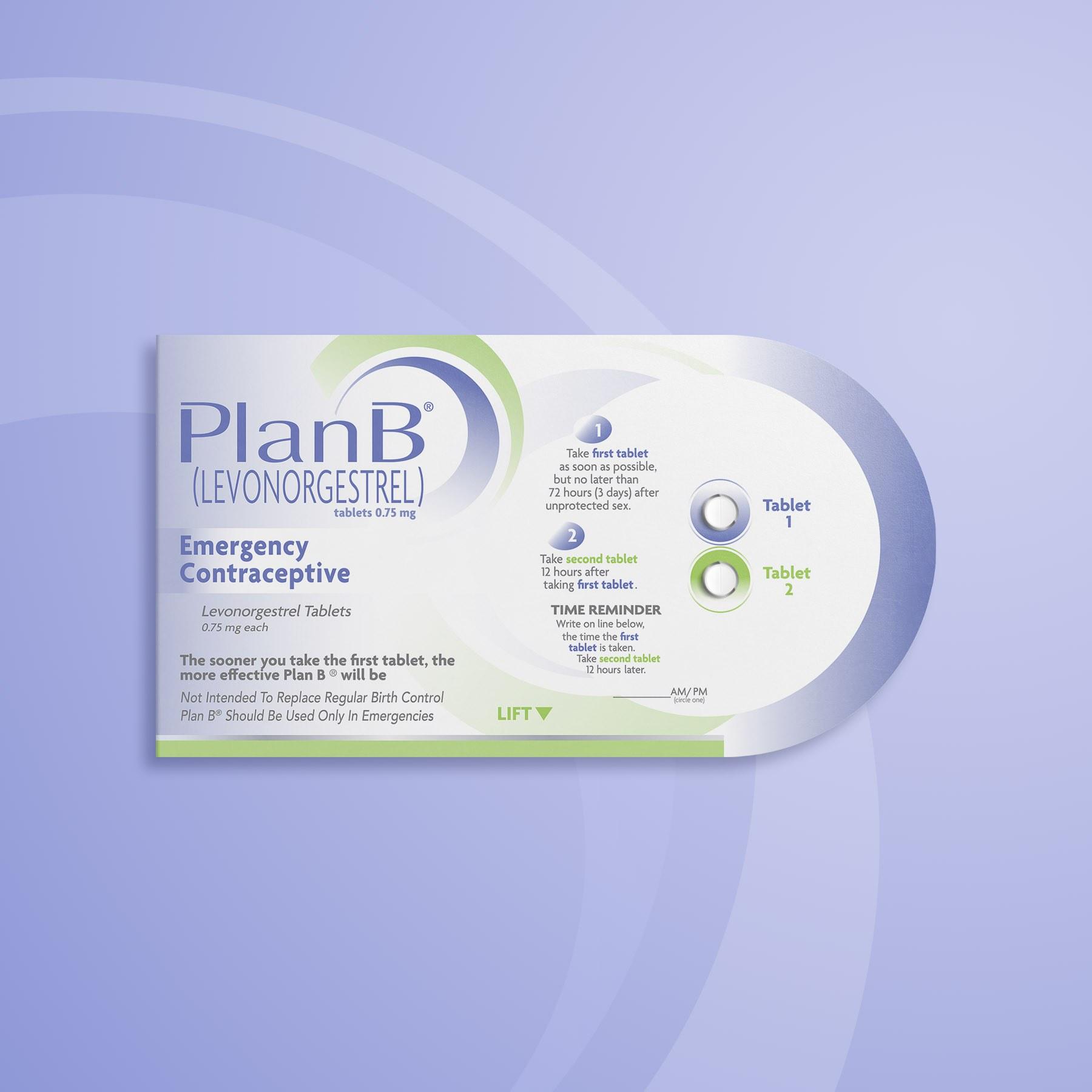Plan B Front Panel