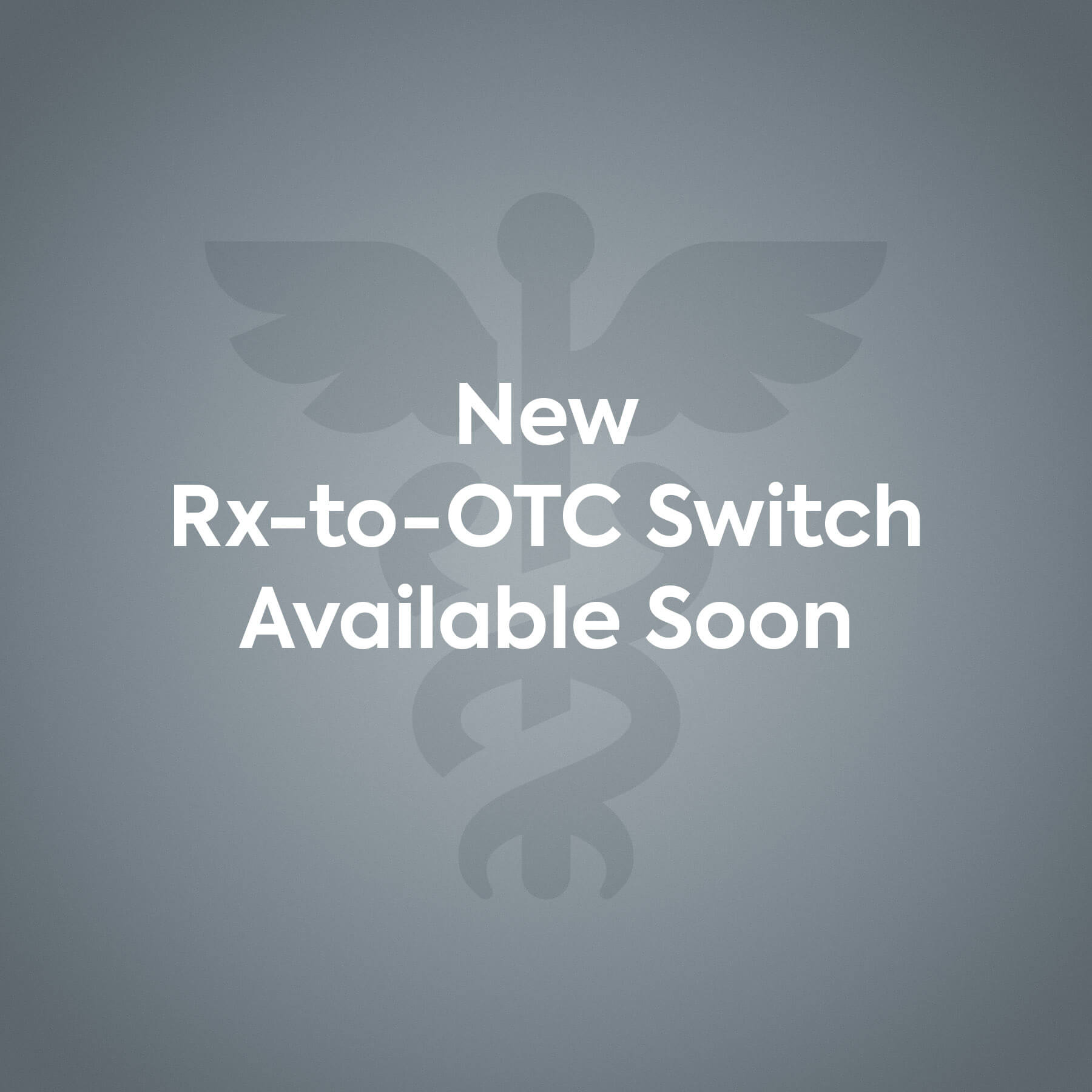 RiVive New Rx-to-OTC Switch Available Soon