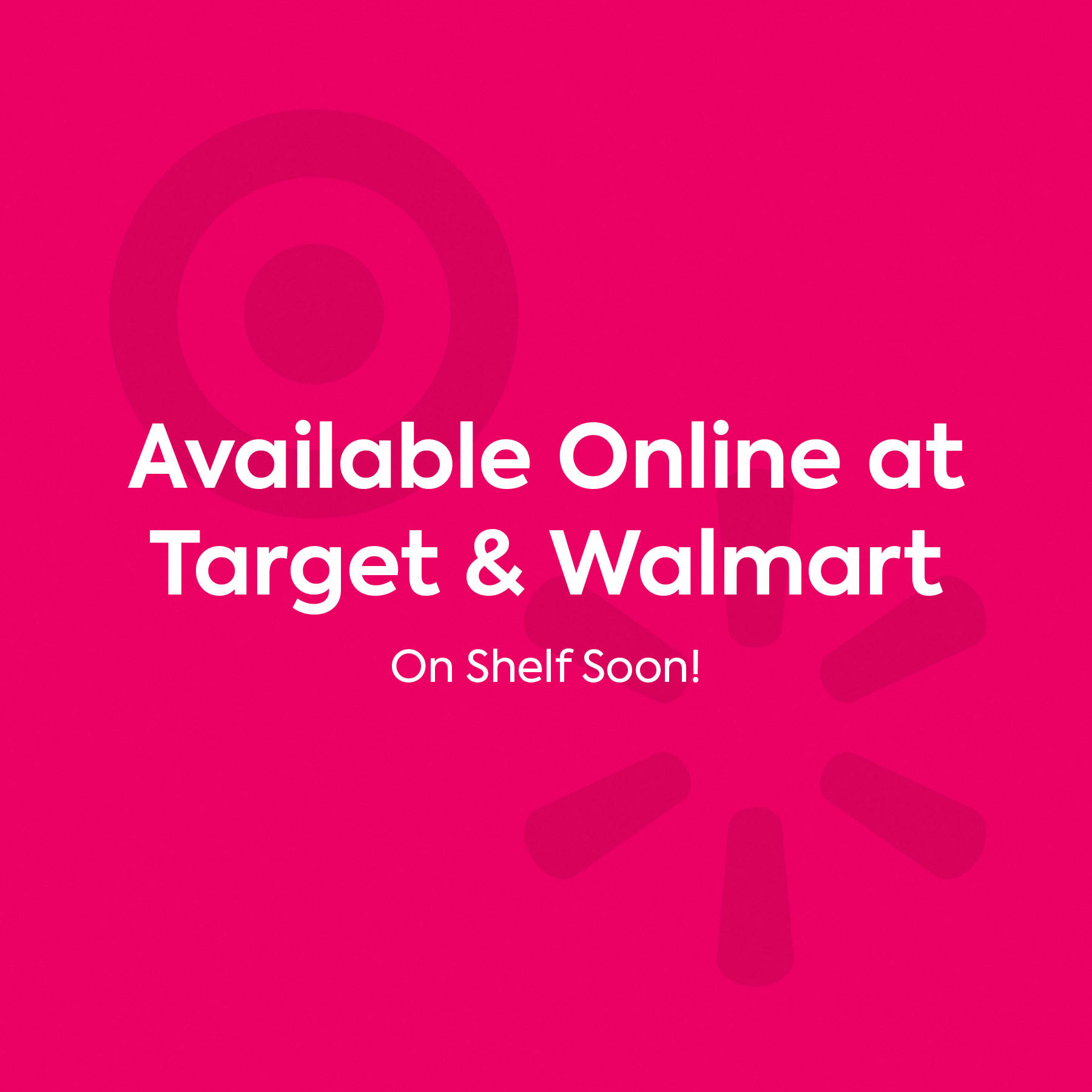 TruSkin Available Online at Target & Walmart