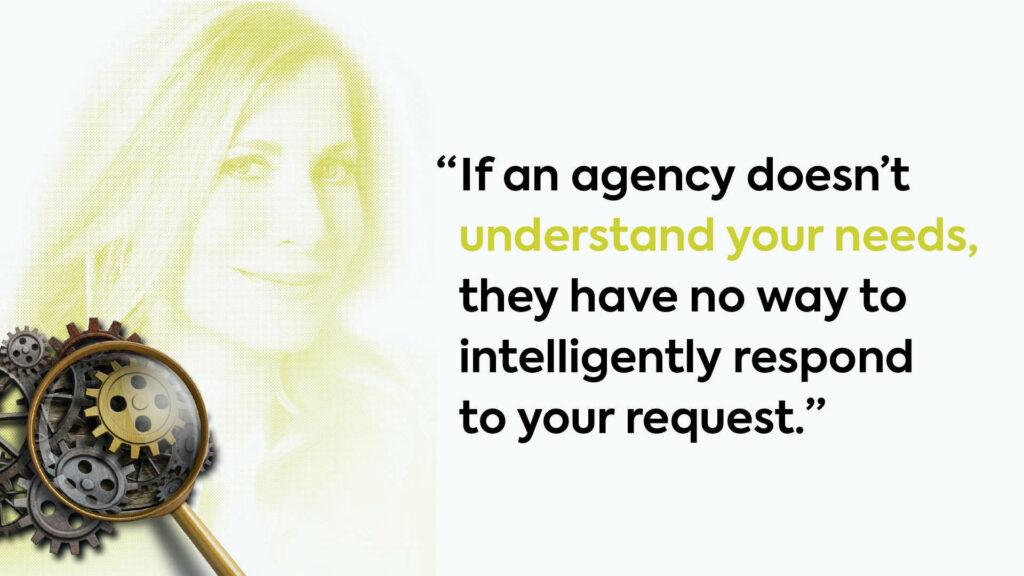 Better Creative Briefs Terri Goldstein Quote