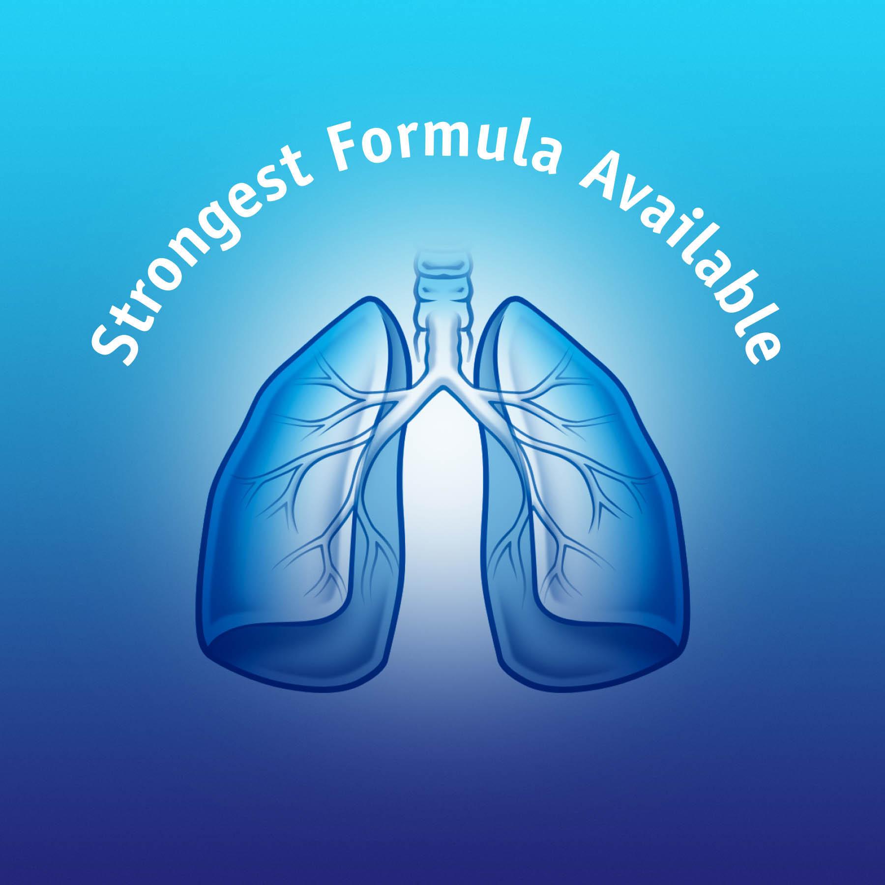 Bronkaid Strongest Formula Available Badge