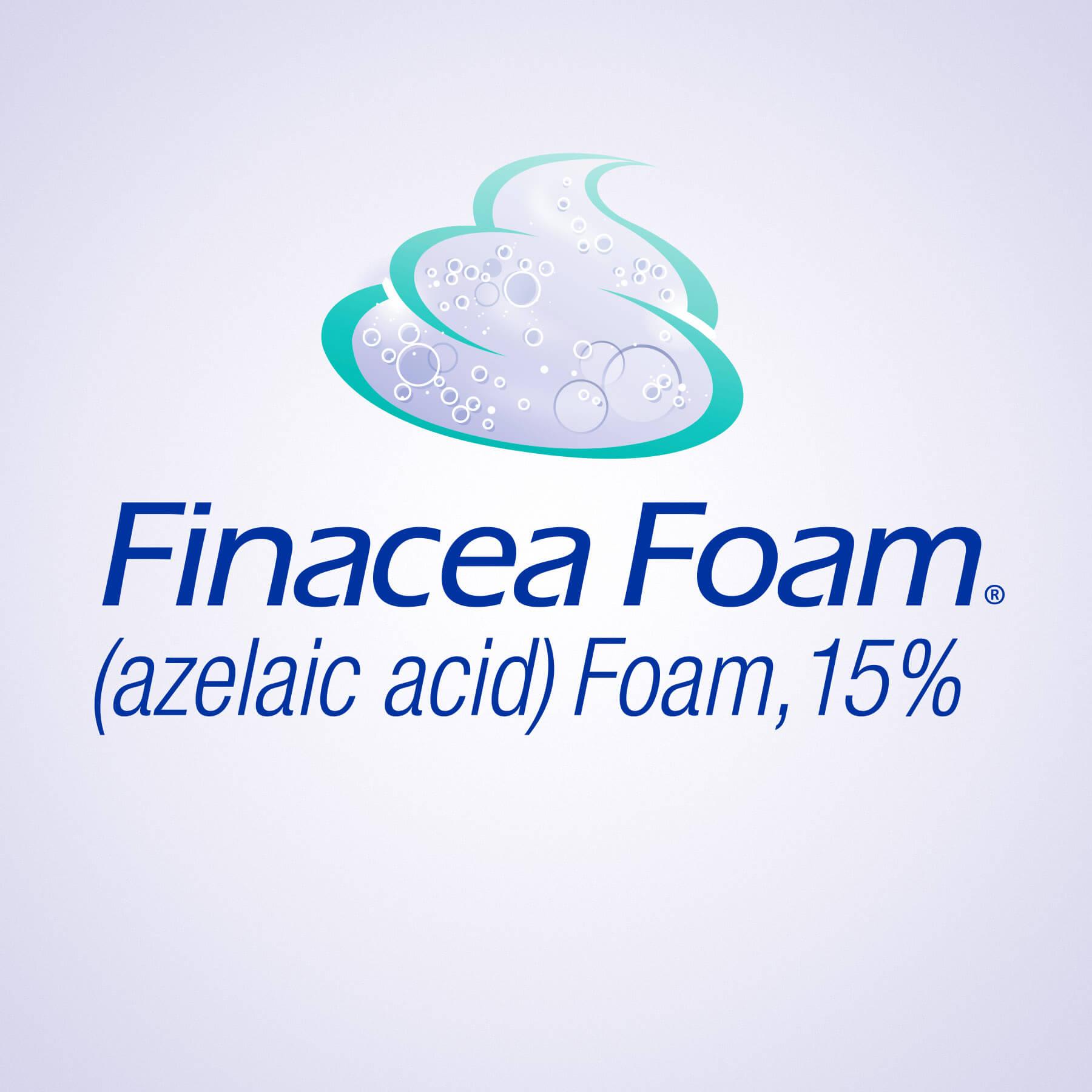 Finacea Foam Logo