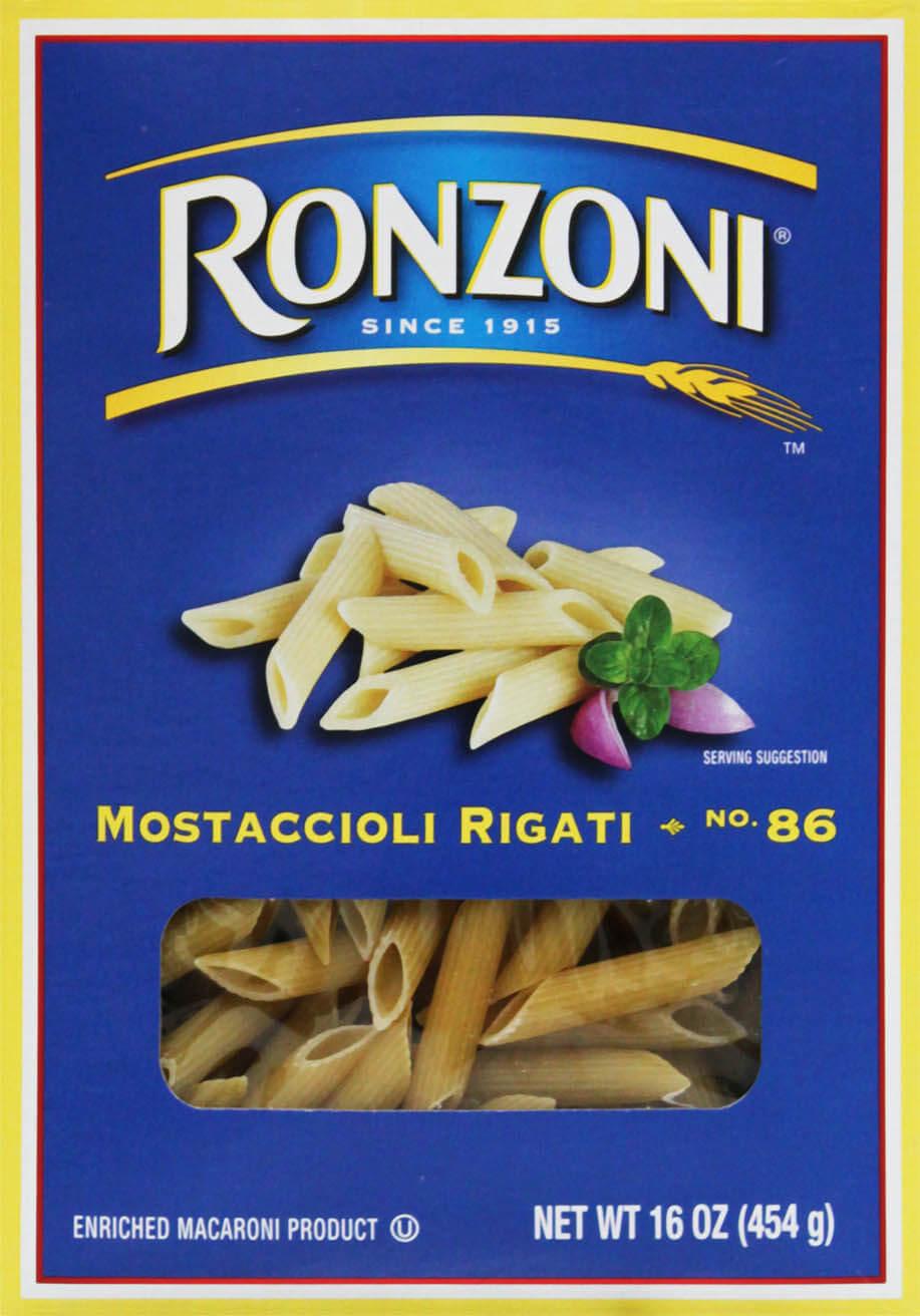 Ronzoni Before GGB