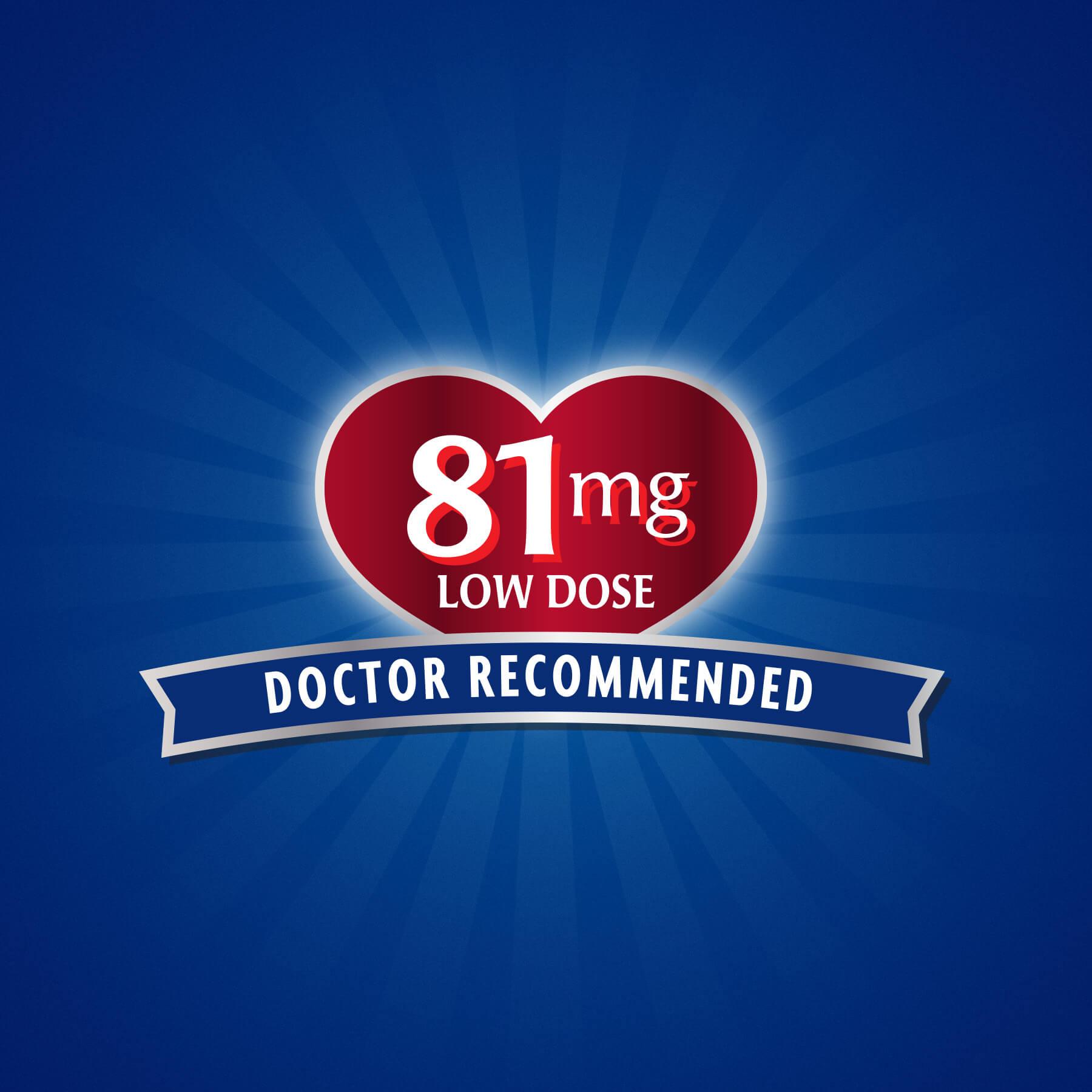 St. Joseph Aspirin Doctor Recommended