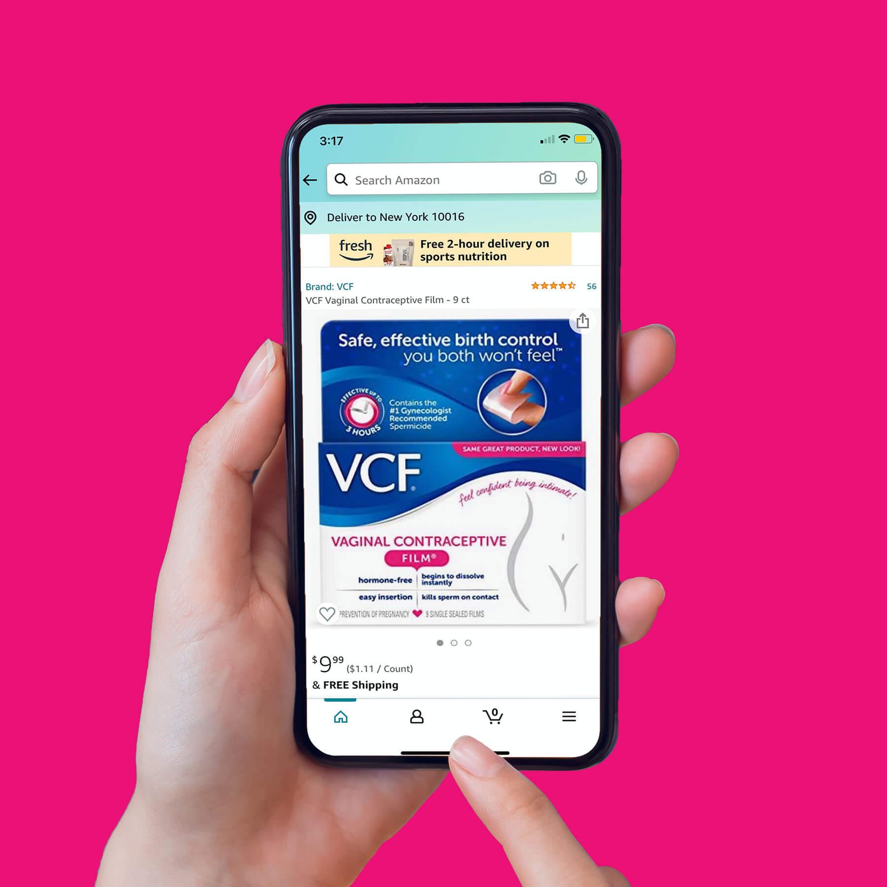 VCF on Amazon