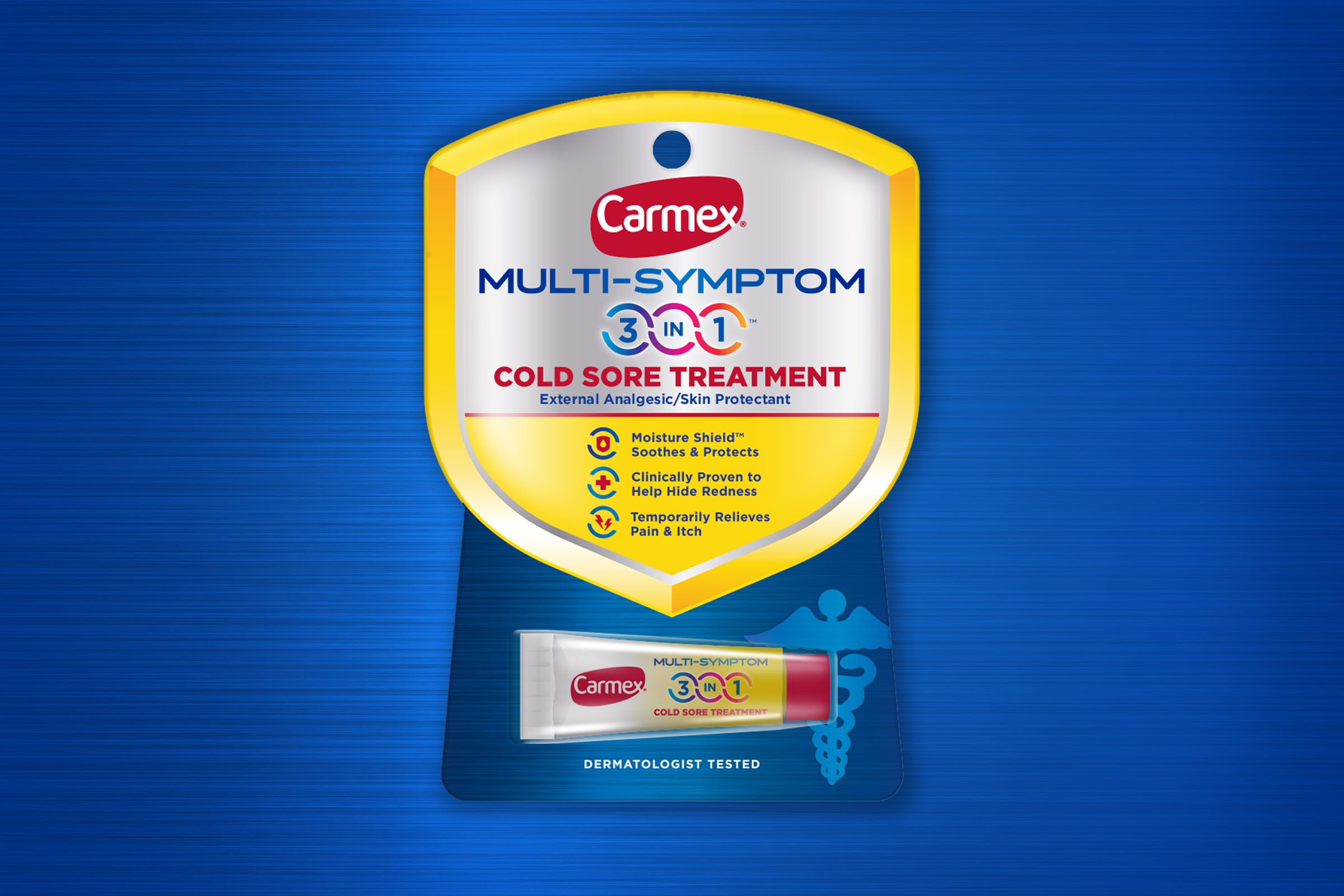 Carmex Package Design